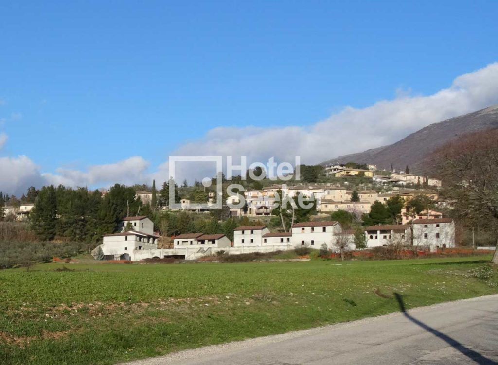 For Sale | Hotel Development Trevi Umbria