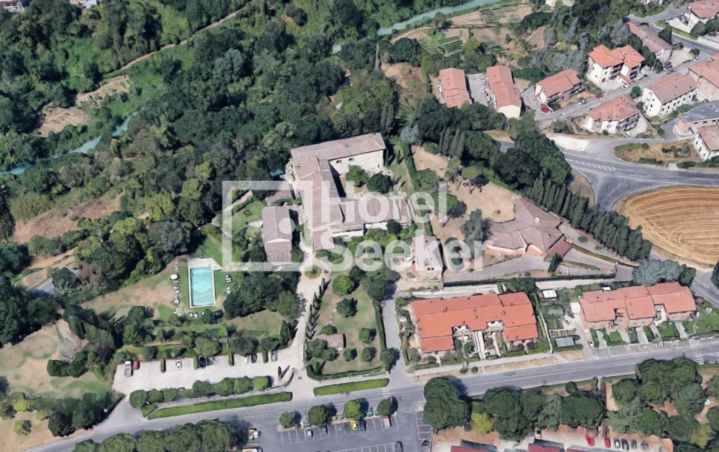 For Sale | Hotel Relais Tuscany